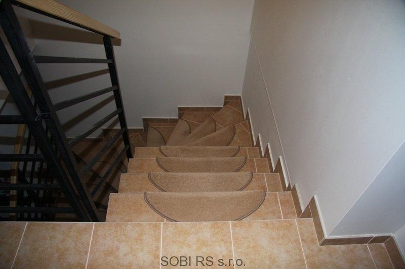 Rekonstrukce schodiště